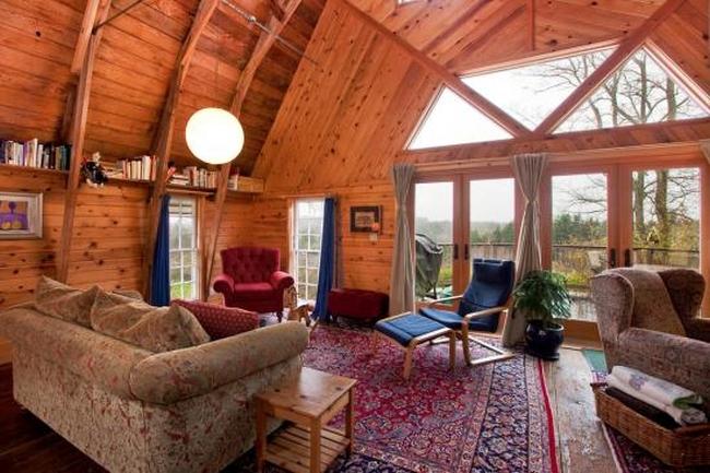 przebudowa stodoła stodoły zamienione w domy renowacja 07