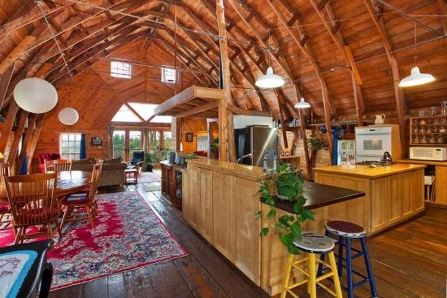 przebudowa stodoła stodoły zamienione w domy renowacja 08