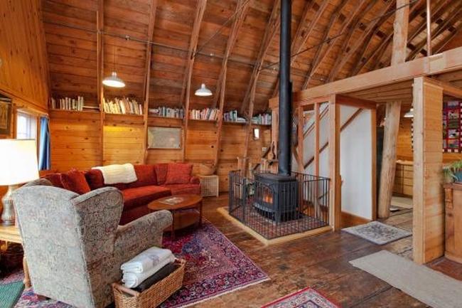 przebudowa stodoła stodoły zamienione w domy renowacja 14
