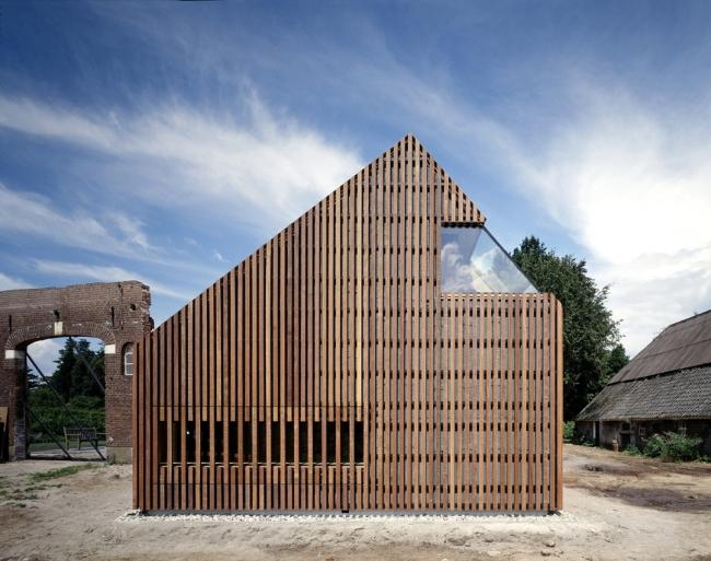 przebudowa stodoły w dom jak odbudować stodołę, konserwacja rewaloryzacja 00