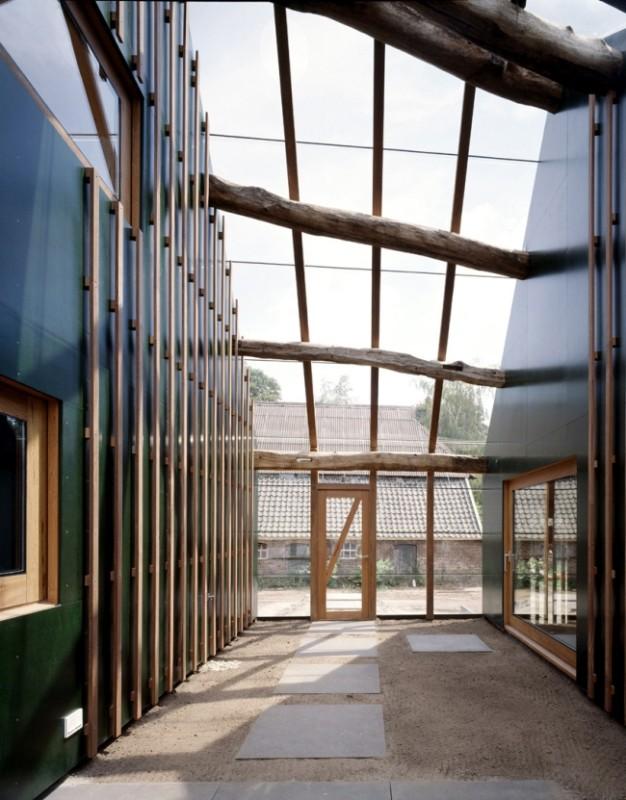 przebudowa stodoły w dom jak odbudować stodołę, konserwacja rewaloryzacja 02