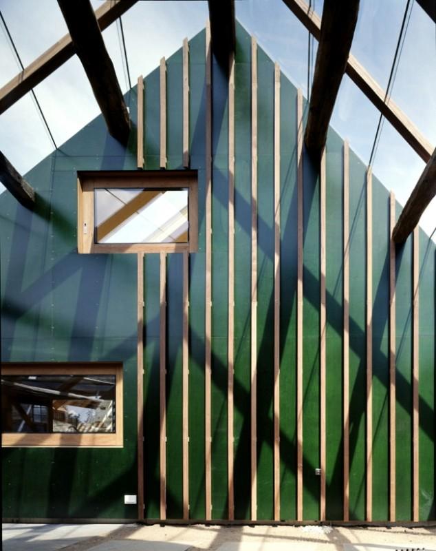 przebudowa stodoły w dom jak odbudować stodołę, konserwacja rewaloryzacja 04