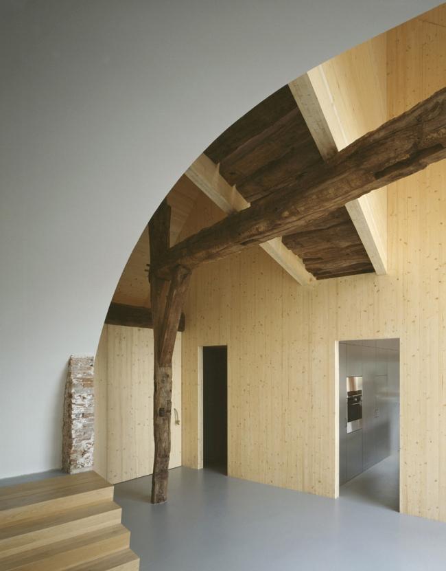 przebudowa stodoły w dom jak odbudować stodołę, konserwacja rewaloryzacja 07