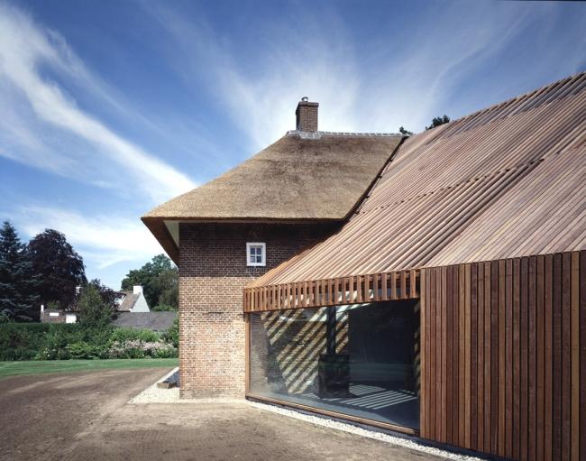 przebudowa stodoły w dom jak odbudować stodołę, konserwacja rewaloryzacja 09