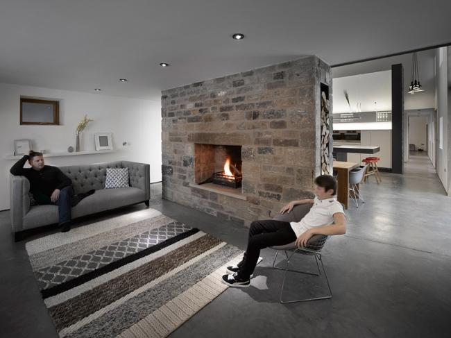 wspaniałe stodoły zamienione w domy nowoczesne stodoły mieszkalne renowacja stodoły cat hill barn Anglia 08