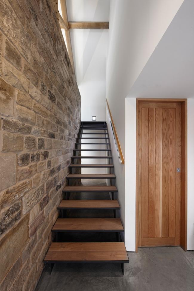 wspaniałe stodoły zamienione w domy nowoczesne stodoły mieszkalne renowacja stodoły cat hill barn Anglia 15