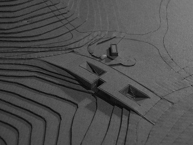 ziemianka mieszkalna - dom pod ziemią - nowoczesna ziemianka - 05
