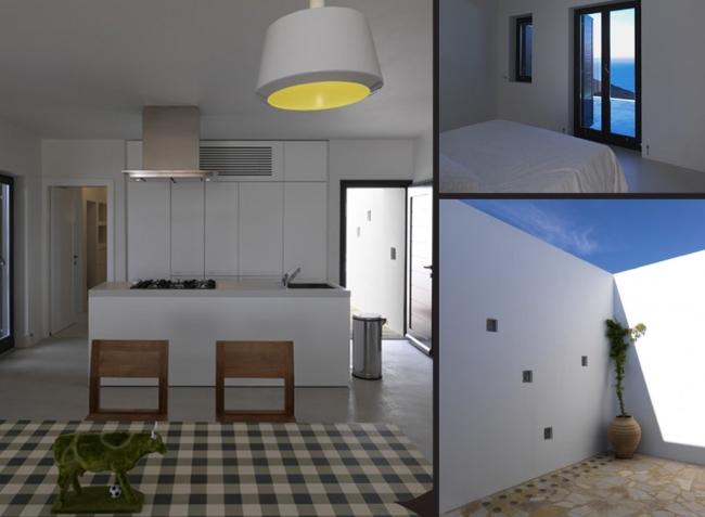 ziemianka mieszkalna - dom pod ziemią - nowoczesna ziemianka - 37
