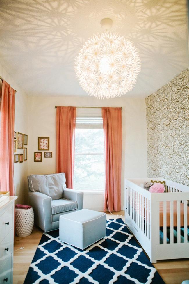 dekoracja pokoju dla niemowlaka inspiracje 55
