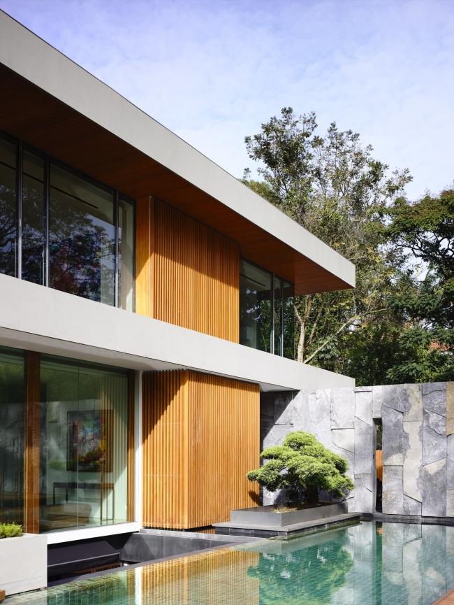 ekskluzywny dom dom marzeń willa marzeń luksusowy dom nowoczesny projekt realizacja design modern house 07