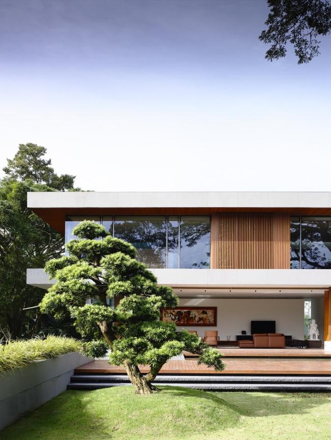 ekskluzywny dom dom marzeń willa marzeń luksusowy dom nowoczesny projekt realizacja design modern house 10