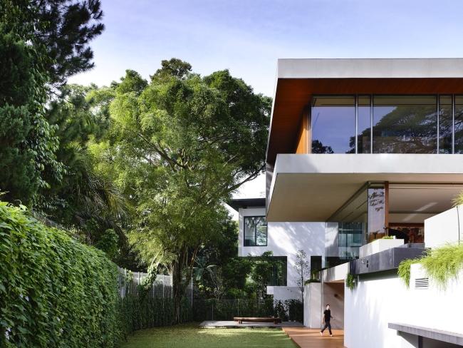 ekskluzywny dom dom marzeń willa marzeń luksusowy dom nowoczesny projekt realizacja design modern house 12