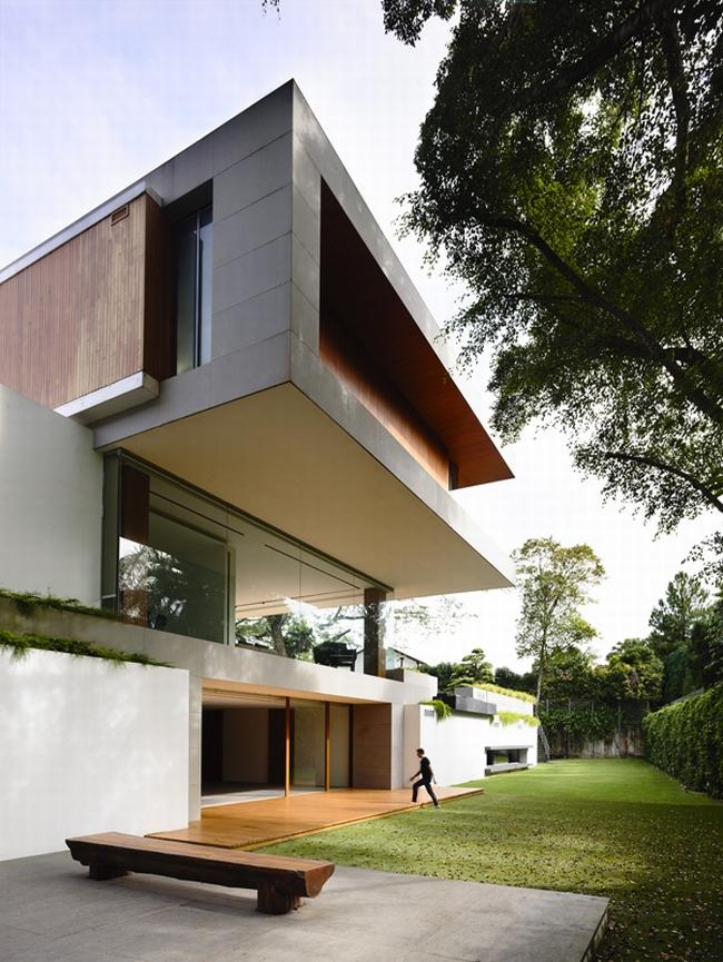 ekskluzywny dom dom marzeń willa marzeń luksusowy dom nowoczesny projekt realizacja design modern house 13