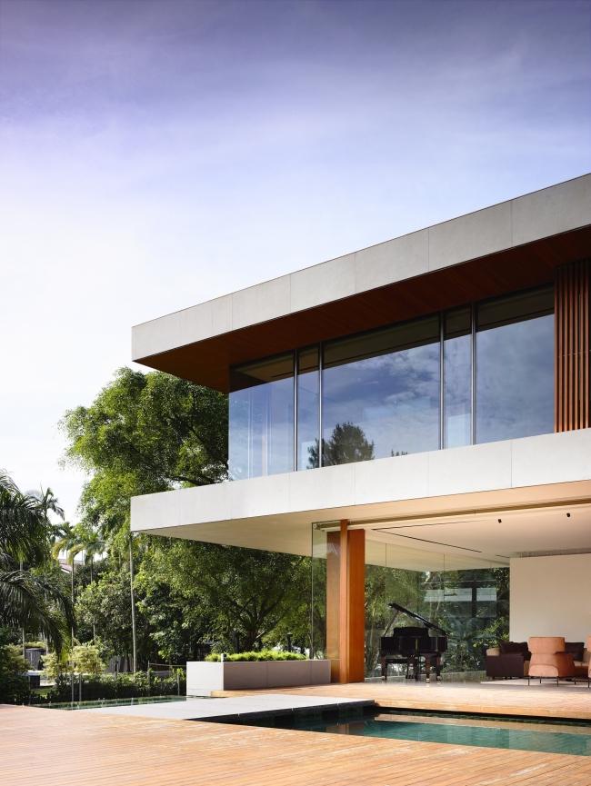 ekskluzywny dom dom marzeń willa marzeń luksusowy dom nowoczesny projekt realizacja design modern house 14