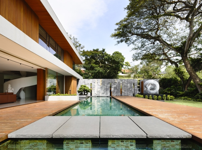 ekskluzywny dom dom marzeń willa marzeń luksusowy dom nowoczesny projekt realizacja design modern house 15