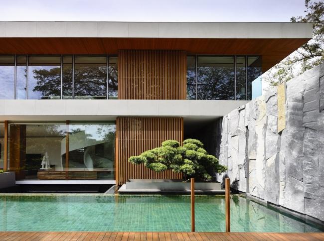 ekskluzywny dom dom marzeń willa marzeń luksusowy dom nowoczesny projekt realizacja design modern house 16