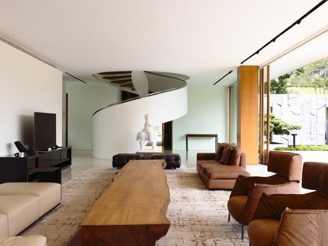 ekskluzywny dom dom marzeń willa marzeń luksusowy dom nowoczesny projekt realizacja design modern house 18