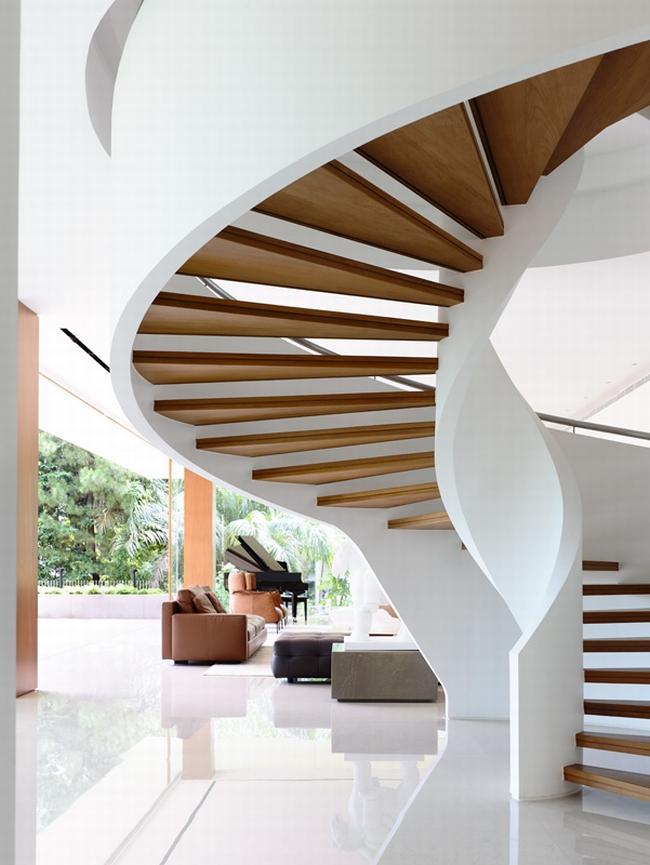 ekskluzywny dom dom marzeń willa marzeń luksusowy dom nowoczesny projekt realizacja design modern house 22