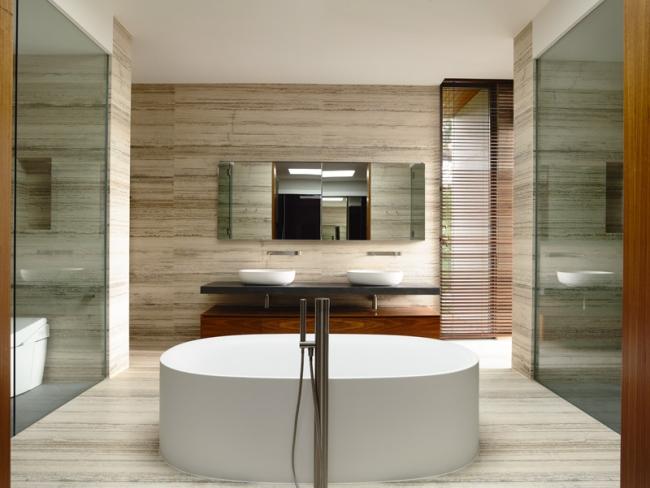 ekskluzywny dom dom marzeń willa marzeń luksusowy dom nowoczesny projekt realizacja design modern house 35