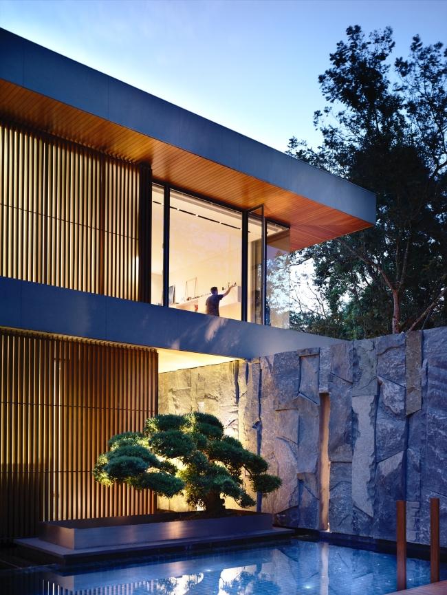 ekskluzywny dom dom marzeń willa marzeń luksusowy dom nowoczesny projekt realizacja design modern house 42