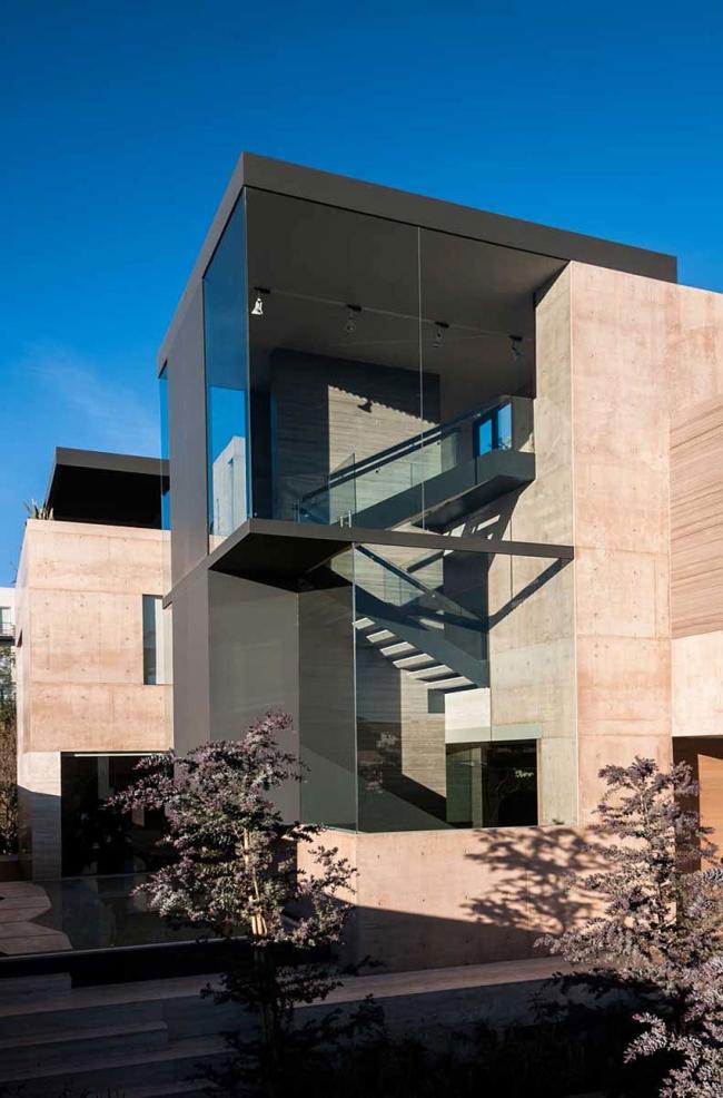 luksusowy nowoczesny dom nowoczesny projekt dom w kontekście willa marzeń 02