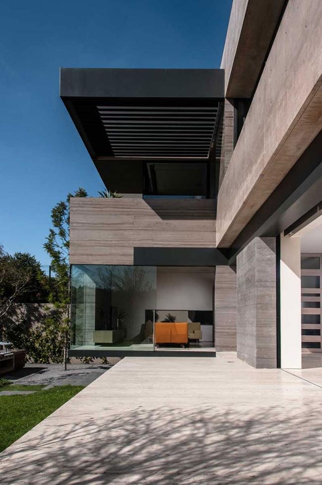 luksusowy nowoczesny dom nowoczesny projekt dom w kontekście willa marzeń 04