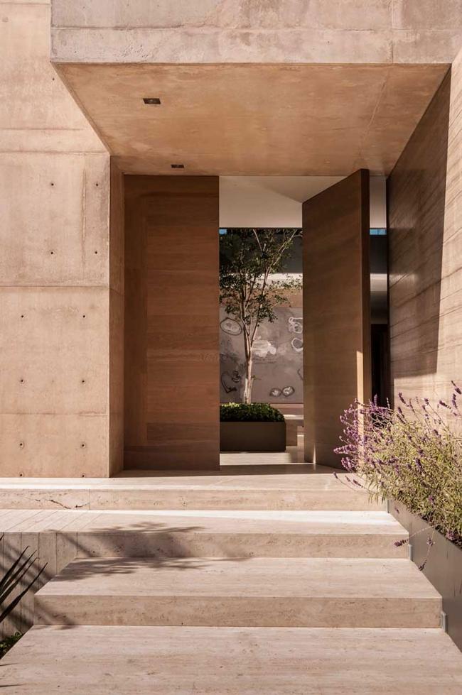 luksusowy nowoczesny dom nowoczesny projekt dom w kontekście willa marzeń 06
