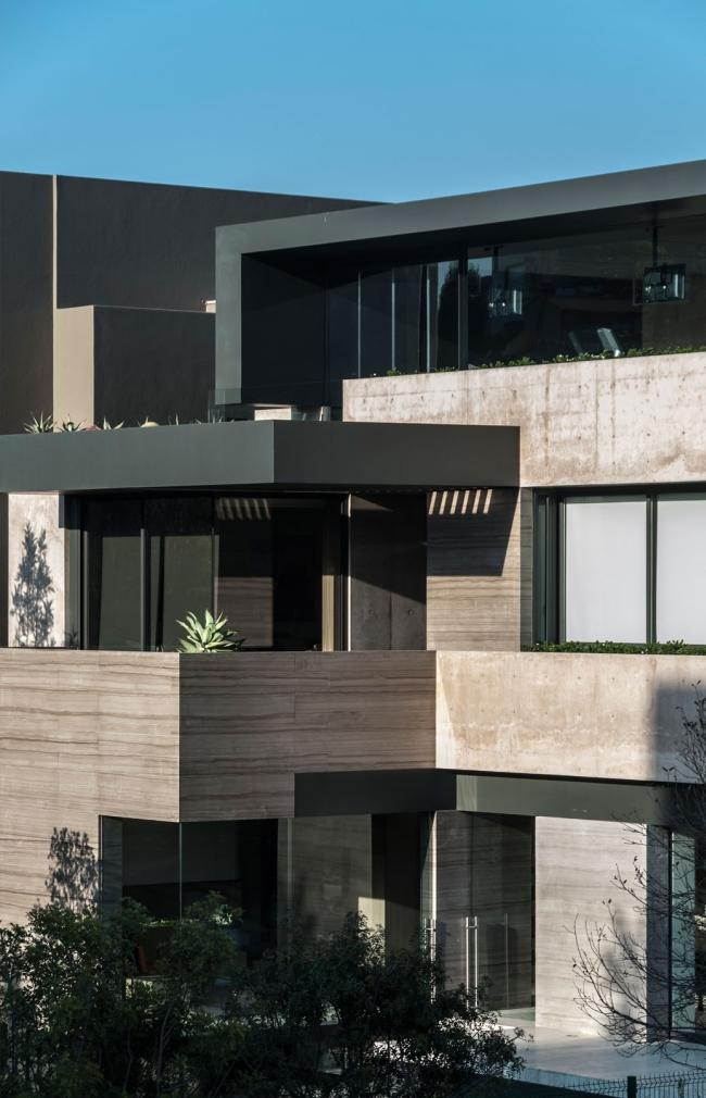 luksusowy nowoczesny dom nowoczesny projekt dom w kontekście willa marzeń 34