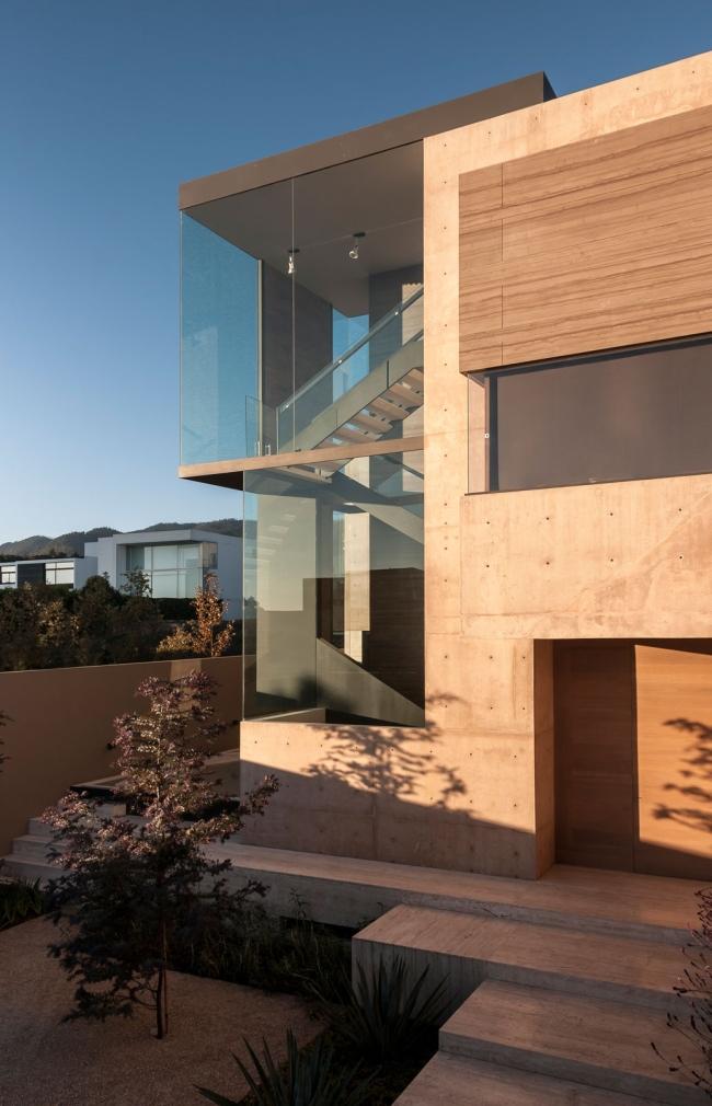 luksusowy nowoczesny dom nowoczesny projekt dom w kontekście willa marzeń 40