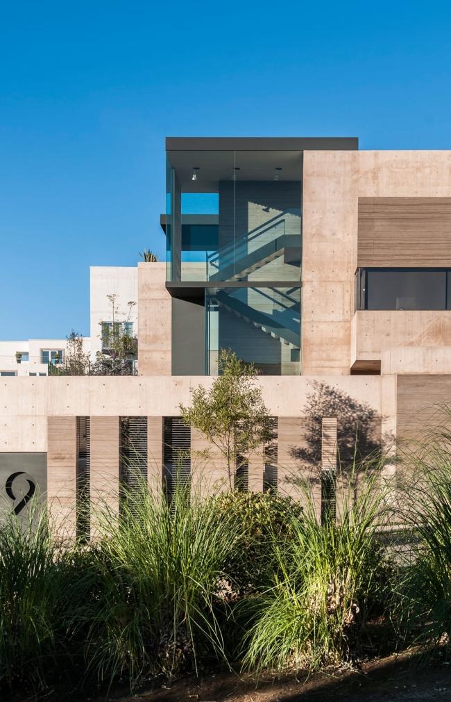 luksusowy nowoczesny dom nowoczesny projekt dom w kontekście willa marzeń 41