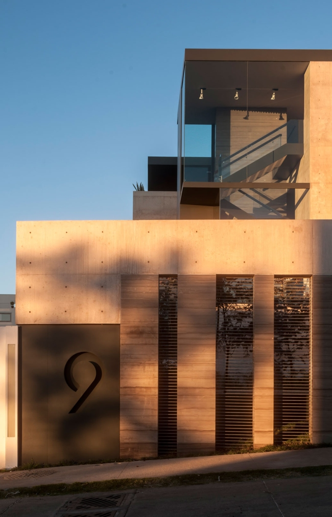 luksusowy nowoczesny dom nowoczesny projekt dom w kontekście willa marzeń 42
