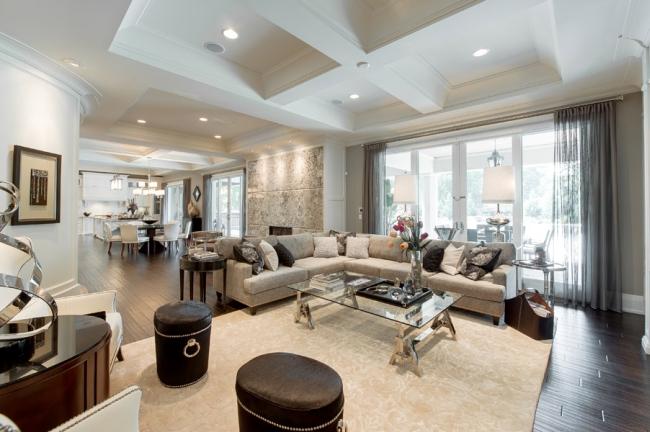 najpopularnieszy dom u Pani Dyrektor dom amerykański dom w stylu amerykańskim inspiracje 22