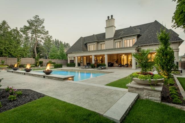 najpopularnieszy dom u Pani Dyrektor dom amerykański dom w stylu amerykańskim inspiracje 50