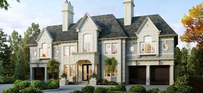 najpopularnieszy dom u Pani Dyrektor dom amerykański dom w stylu amerykańskim inspiracje 55