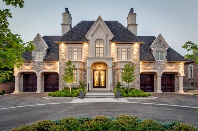 najpopularnieszy dom u Pani Dyrektor dom amerykański dom w stylu amerykańskim inspiracje
