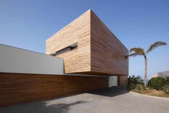 nowoczesna luksusowa rezydencja Almunecar inspiracje projekt design 01