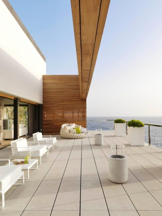 nowoczesna luksusowa rezydencja Almunecar inspiracje projekt design 03