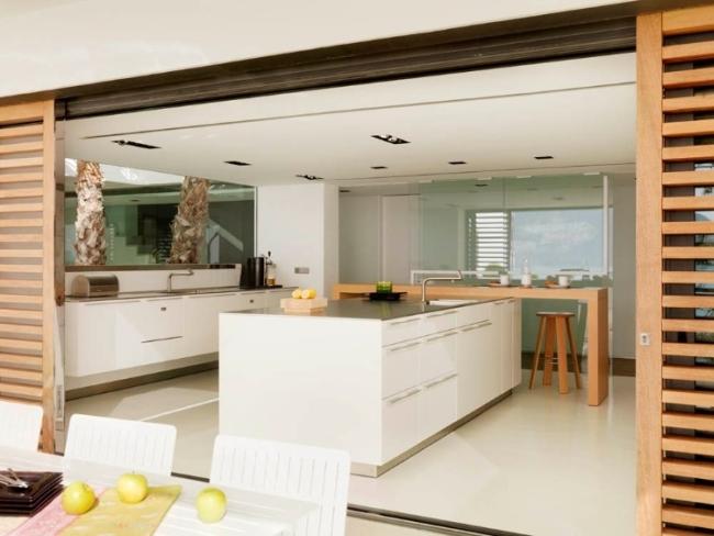 nowoczesna luksusowa rezydencja Almunecar inspiracje projekt design 12