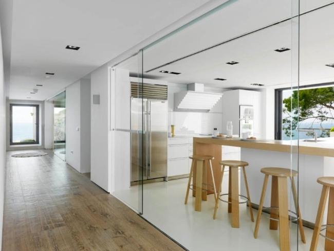 nowoczesna luksusowa rezydencja Almunecar inspiracje projekt design 13