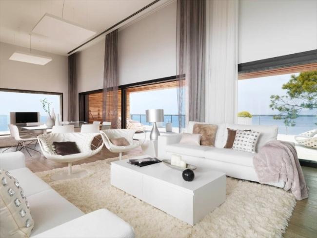 nowoczesna luksusowa rezydencja Almunecar inspiracje projekt design 14