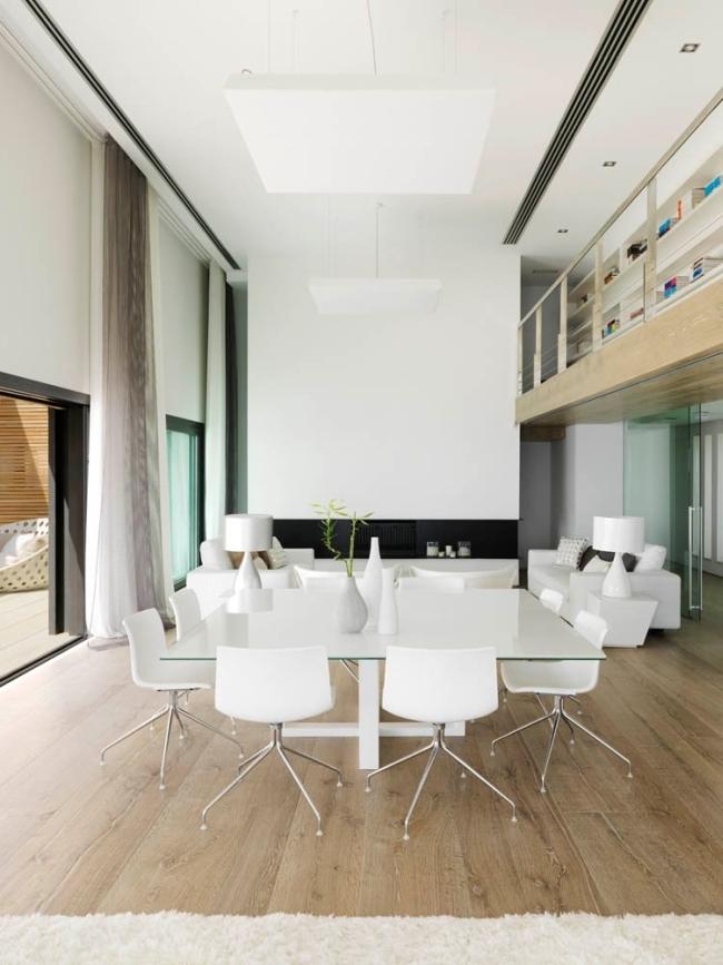 nowoczesna luksusowa rezydencja Almunecar inspiracje projekt design 17