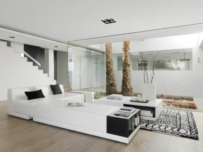 nowoczesna luksusowa rezydencja Almunecar inspiracje projekt design 21