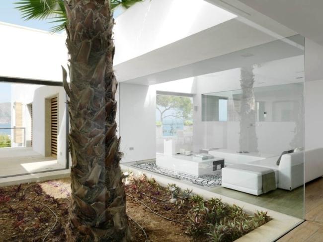 nowoczesna luksusowa rezydencja Almunecar inspiracje projekt design 22