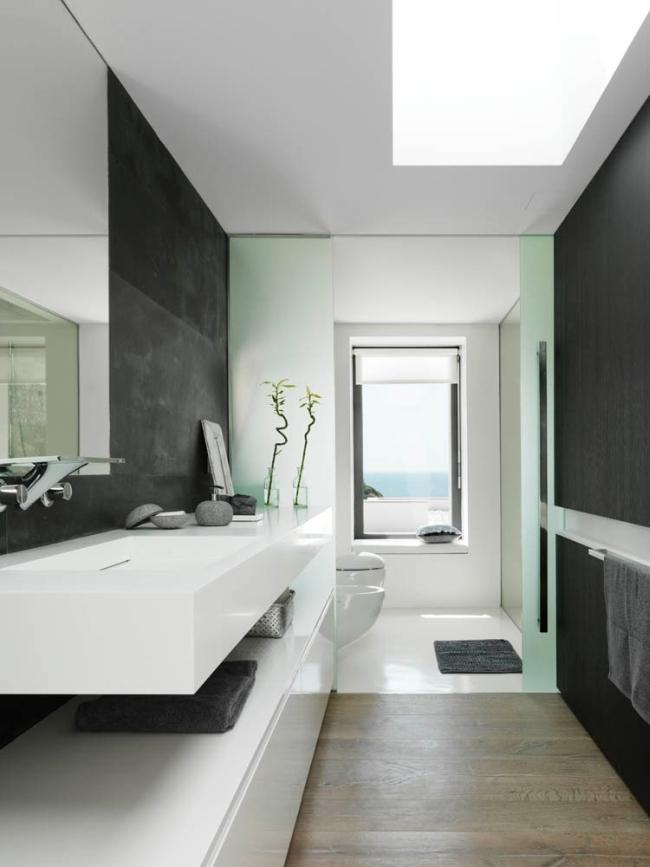 nowoczesna luksusowa rezydencja Almunecar inspiracje projekt design 26