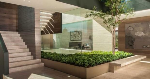 Luksusowy Nowoczesny Dom Nowoczesne Projektowanie Zaczyna Sie W