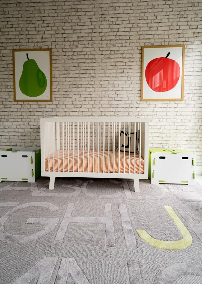nowoczesny pokój dla niemowlaka aranżacje 09