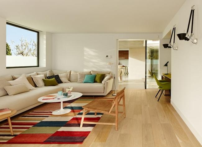 nowowczesny luksusowy dom igualada hiszpania projekt 02