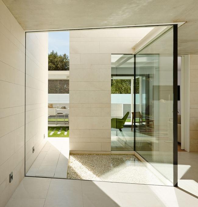 nowowczesny luksusowy dom igualada hiszpania projekt 06