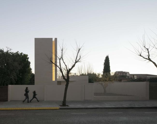 nowowczesny luksusowy dom igualada hiszpania projekt 09
