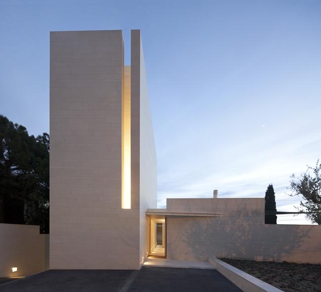 nowoczesny luksusowy dom igualada hiszpania projekt 14